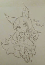 Happy Holiday! by veroro