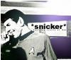 Spock Snicker by greenpuppy3
