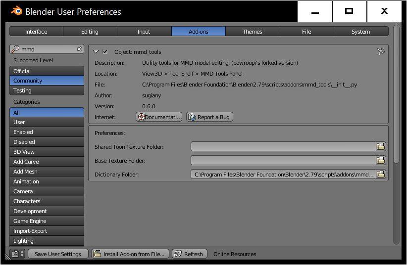 Mmd Tools Shared Toon Texture Folder by Hogarth-MMD
