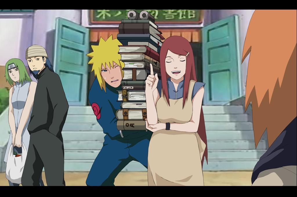 Galerie d'images Naruto - Page 6 _Kushina__s_big_plans__by_ladygt93