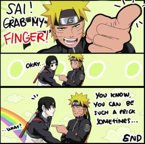 Grab my _Naruto
