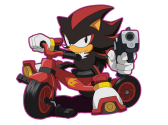 Classic Shadow by LadyGT