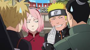 Naruto The Last - Deja vu