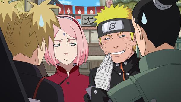 Naruto The Last - Deja vu by LadyGT