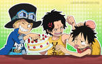 One Piece Speedpainting