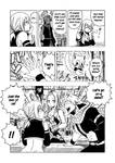 Fairy Tail- Mission Cupid Doujinshi p4