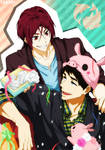 Happy birthday Sousuke!