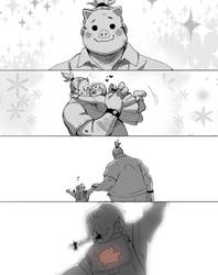 Overwatch Comic: Piggy P2 by LadyGT