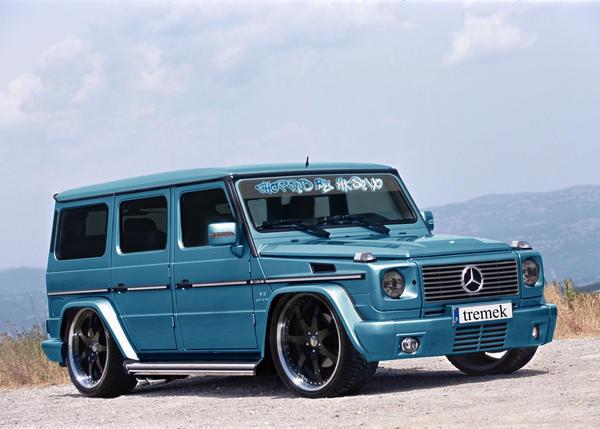 Chopped Benz G Wagon Hksevo By Hksevo On Deviantart
