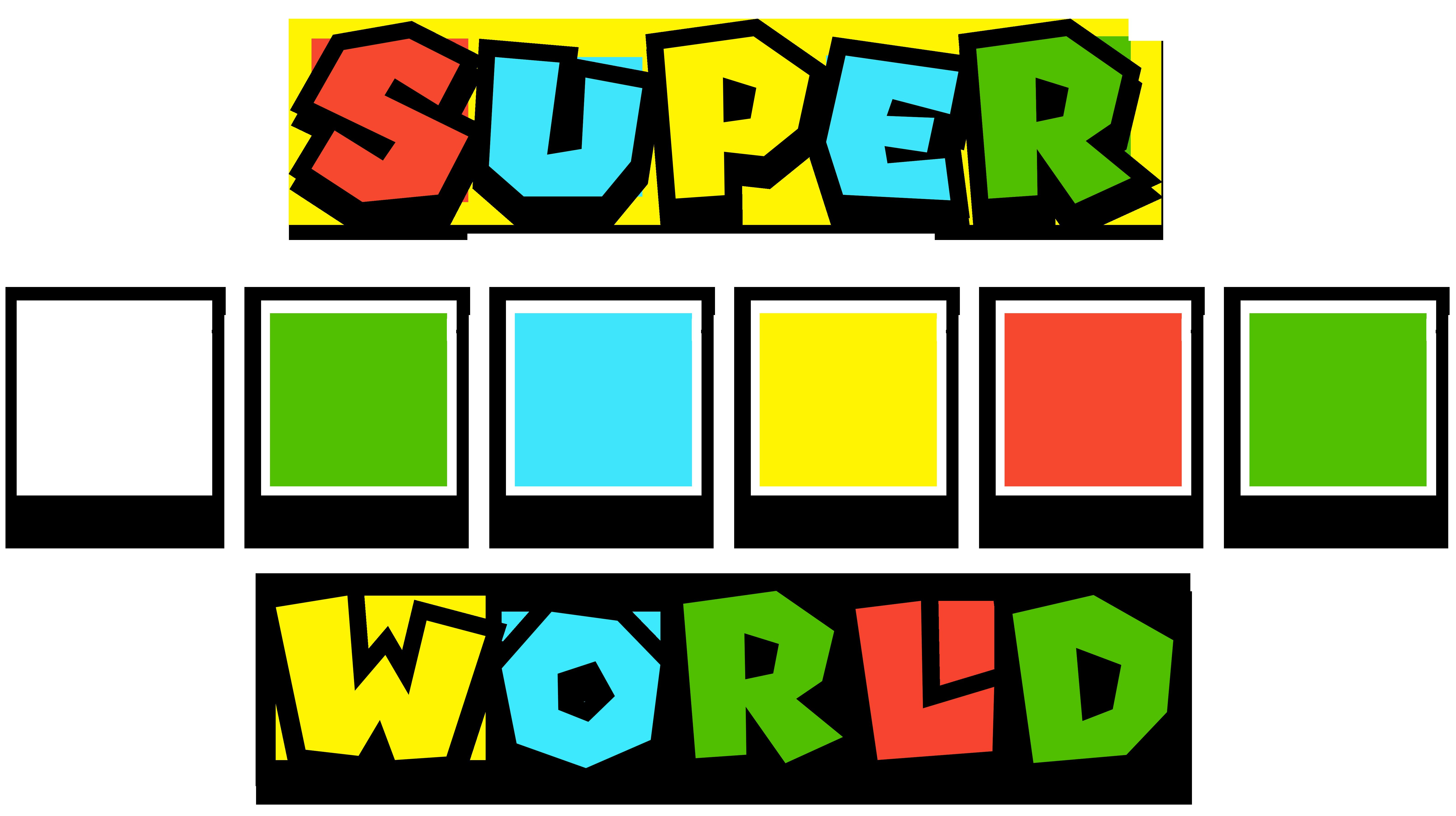 Super Mario Maker 2 Super Name World Logo By Shinespritegamer On Deviantart