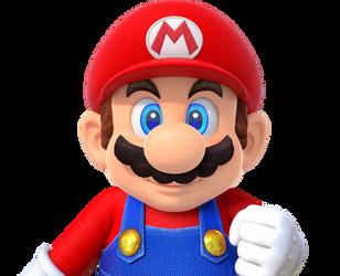 Mario Odyssey Fist Render!