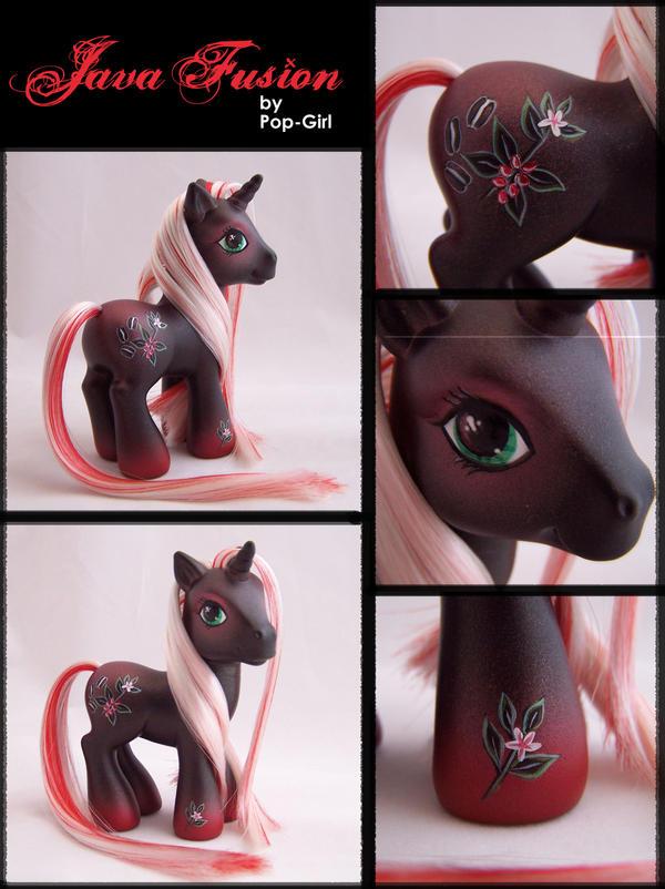 Custom Unicorn - Java Fusion - by pop-girl