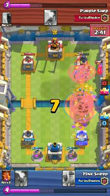 Clash Royale glitch by GenesectGamer