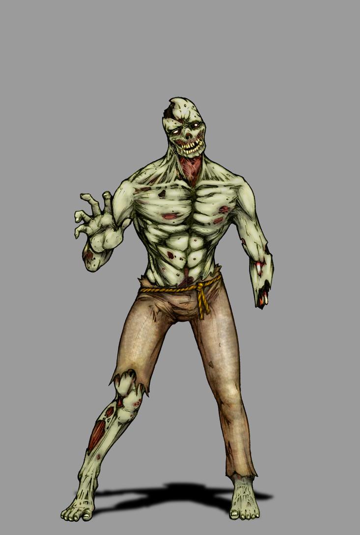 CAPÍTULO 4 (HYADES) <<ADENTRANDOSE A LAS TINIEBLAS>> Castlevania__Zombie_Colored_by_7th_Seal