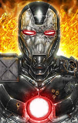 War Machine... of War by 7th-Seal