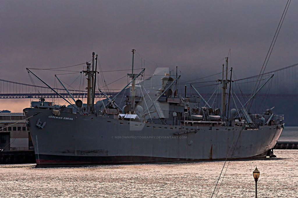 The Jeremiah O Brien by NBrownPhotography