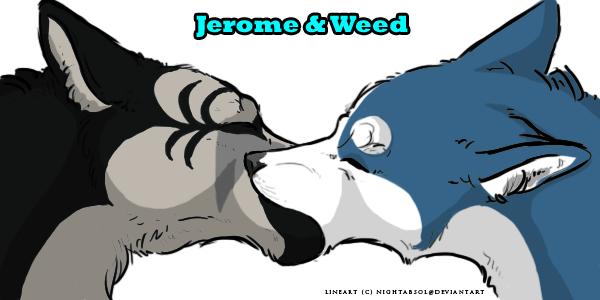 ginga densetsu weed gay dog