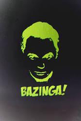 iPhone WP - Sheldon Cooper dark