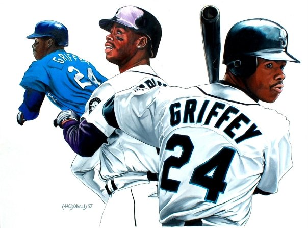 ken griffey jr wallpaper