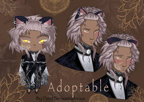 [OPEN] Adopt Auction #3 by DontBeSuspishious