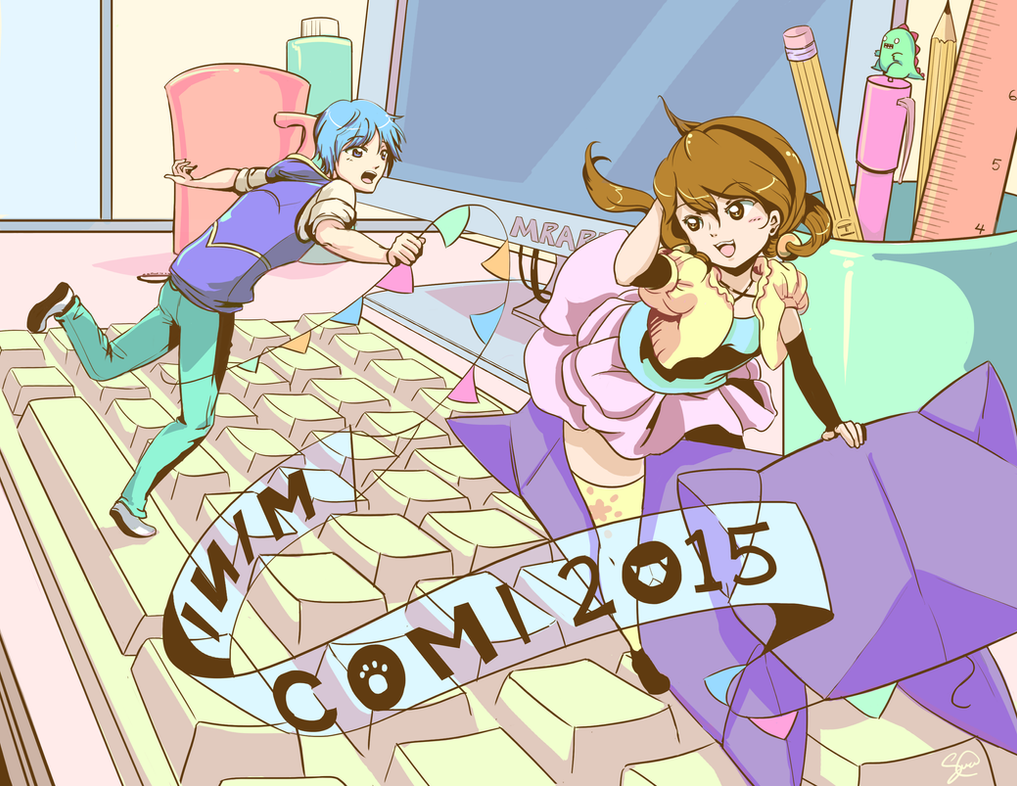 MiniComi 2015 Entry by Liansa