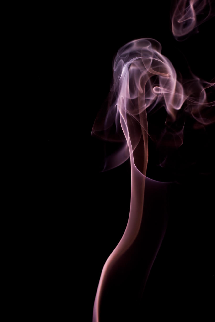 Smoke stock pink by Sleepwalker-stock