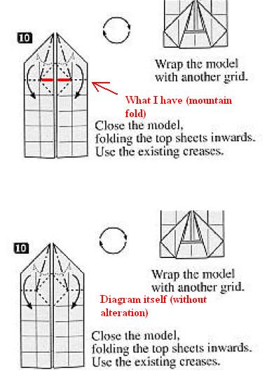 origami t rex skeleton help by flamekurosei on deviantart