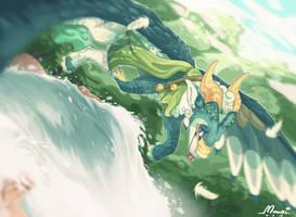 Skyforth :COM: by Moonfiire