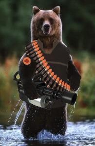 Heavy Bear by domo911 on DeviantArt