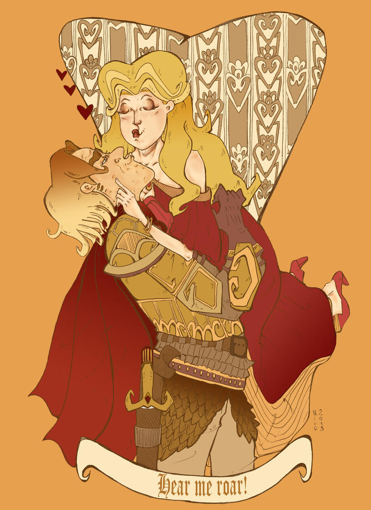 the lannister by LeonieLanuit