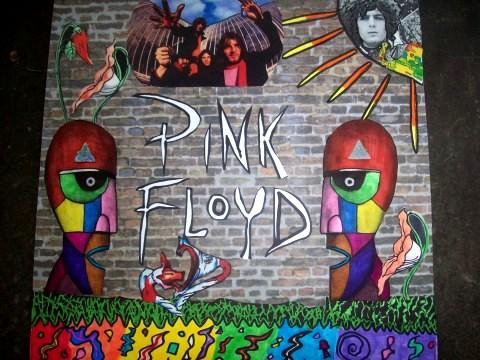 Pink Floyd Scrapbook Page by PinkFloydLunatic