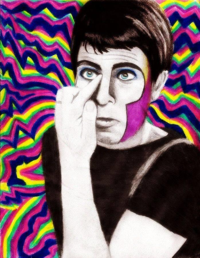 Peter Gabriel by PinkFloydLunatic