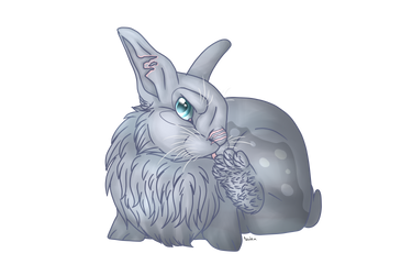 Dewdrop :|REQUEST|: by FlowerfawnCreations