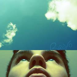 Look Up - Self Portrait I