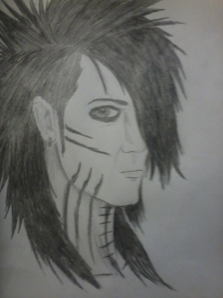 Ashley Purdy Black Veil Brides by Poison38 on DeviantArt