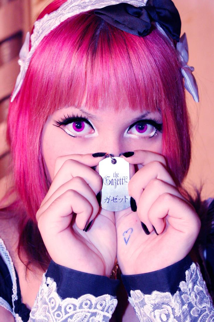 Loli in Pink mode (The Gazette Bonus) by LoveAsia