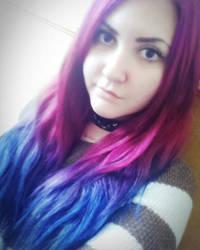 pinkk blue by LoveAsia