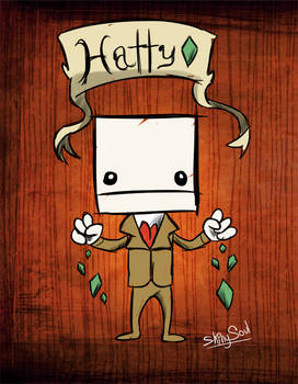 Don't Starve Hatty!
