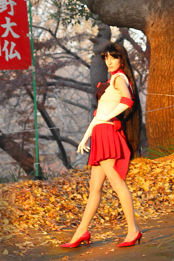 Sailor Mars 888 by foux86