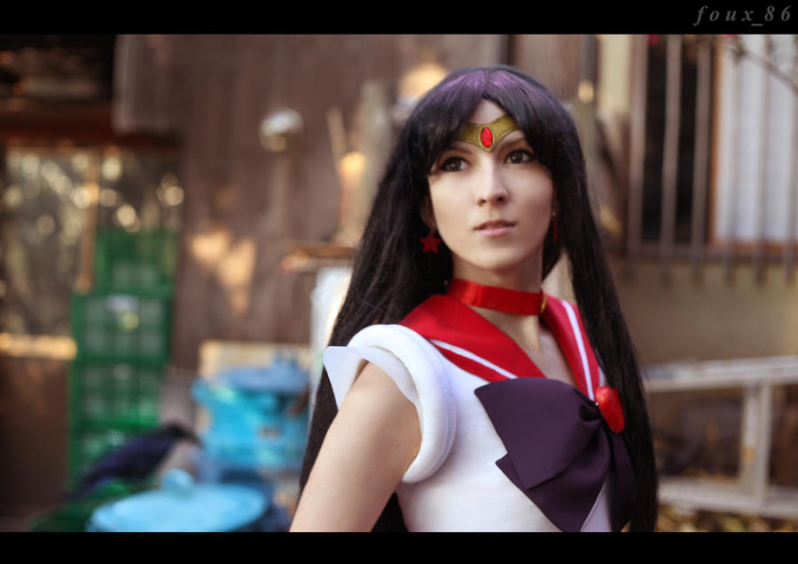 Sailor Mars (movie) by foux86