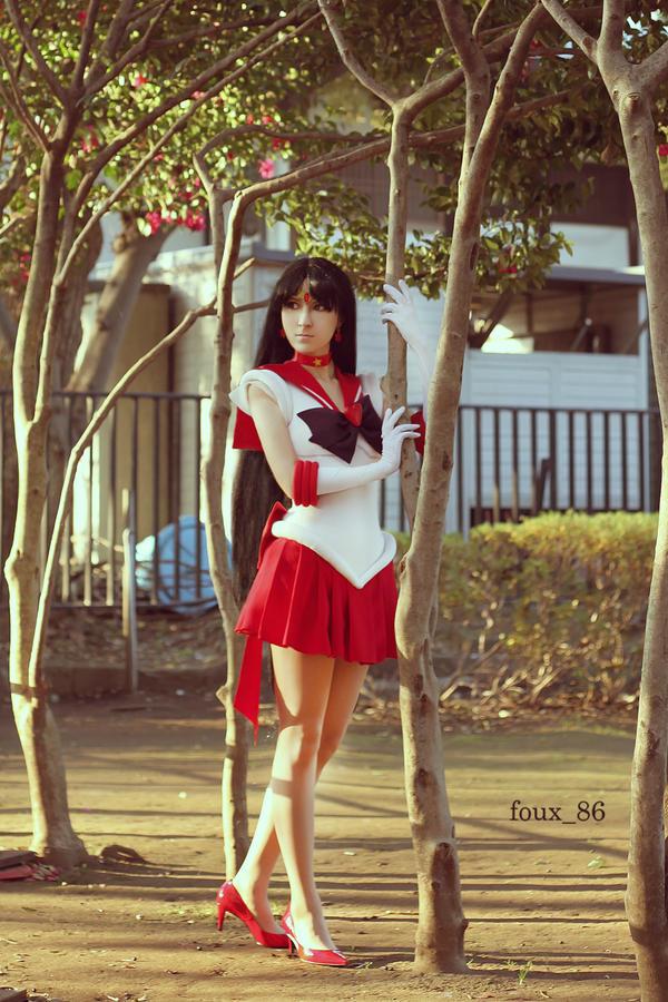 Sailor Mars 2 by foux86