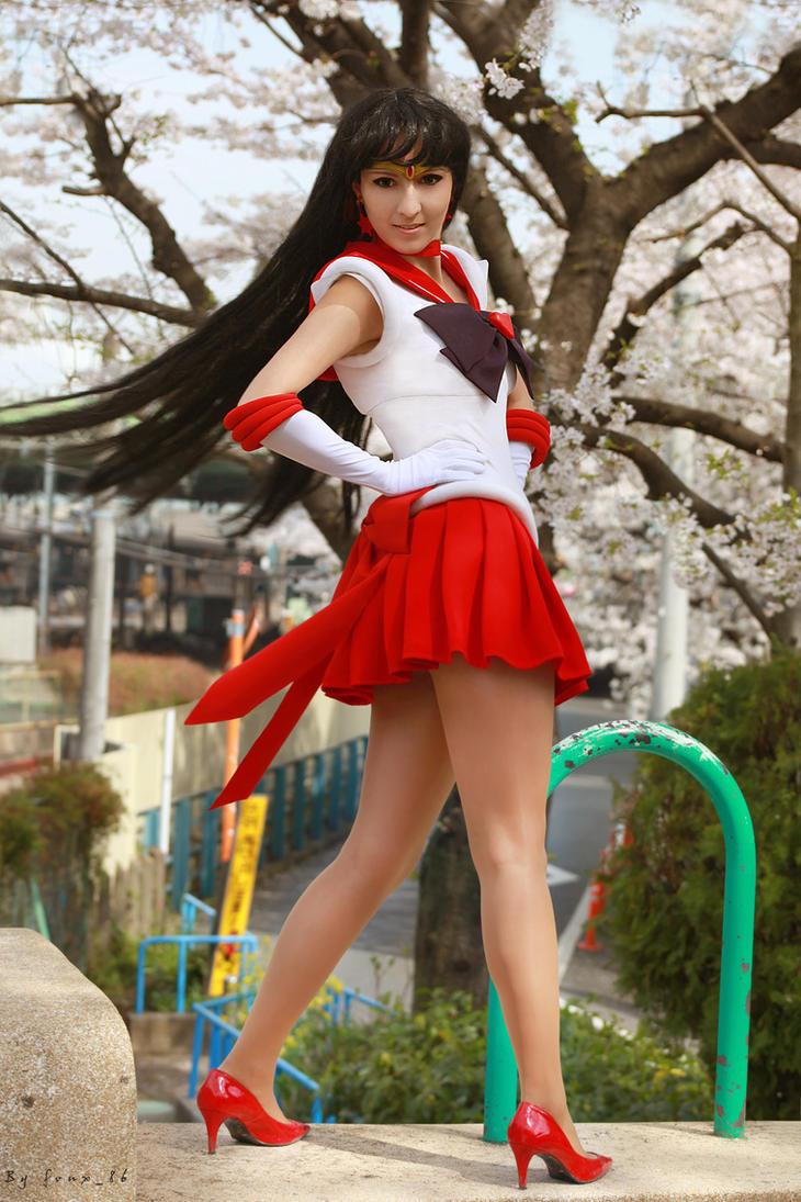 Sailor Mars 2013 by foux86