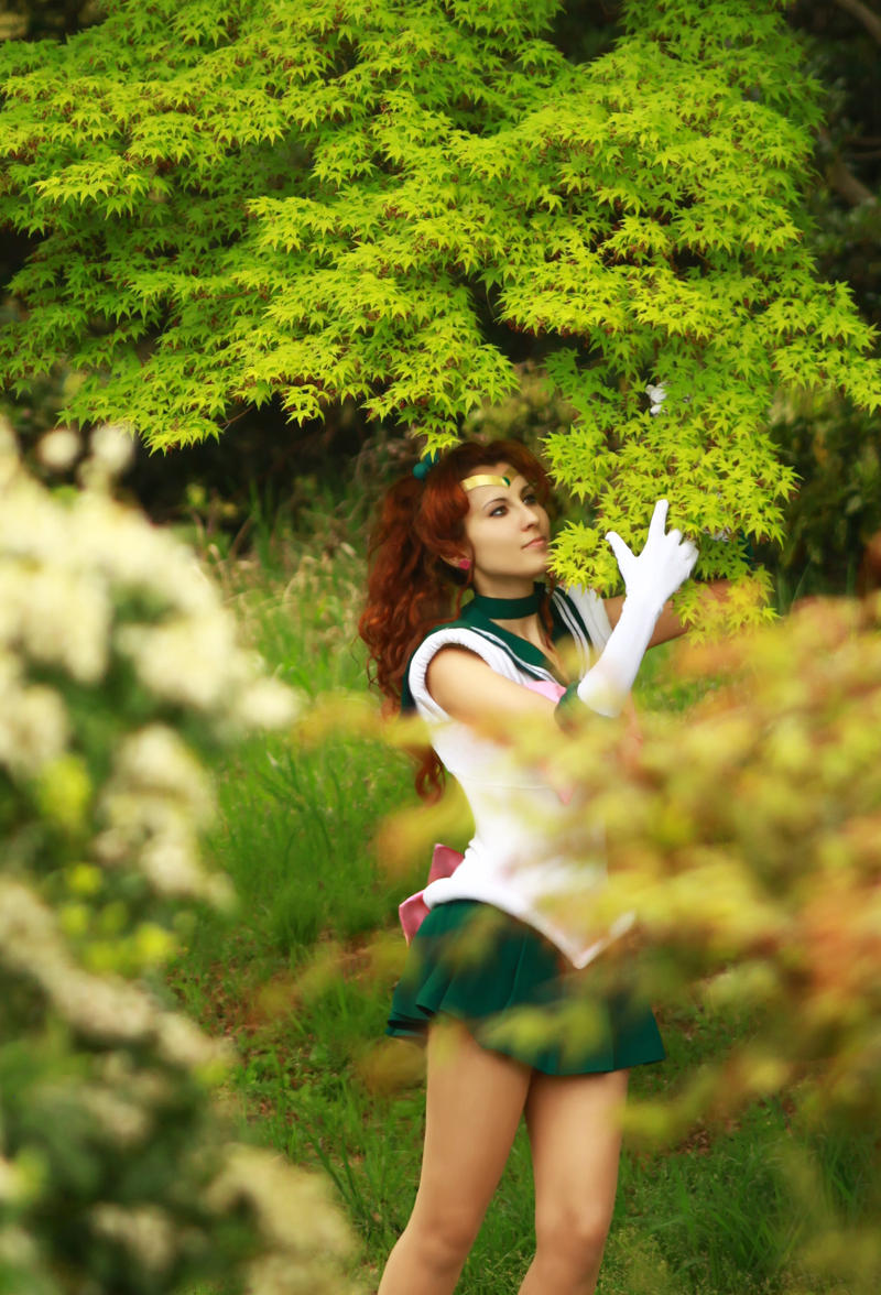 Sailor Jupiter CADuK by foux86