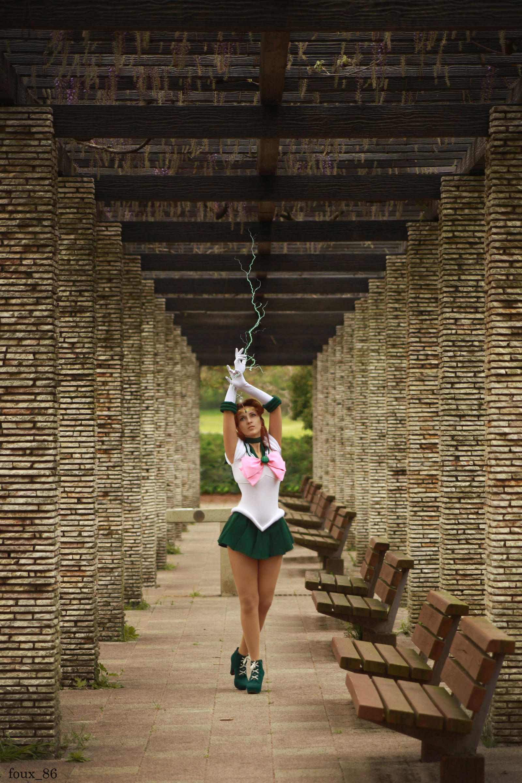 lllll Sailor Jupiter lllll by foux86