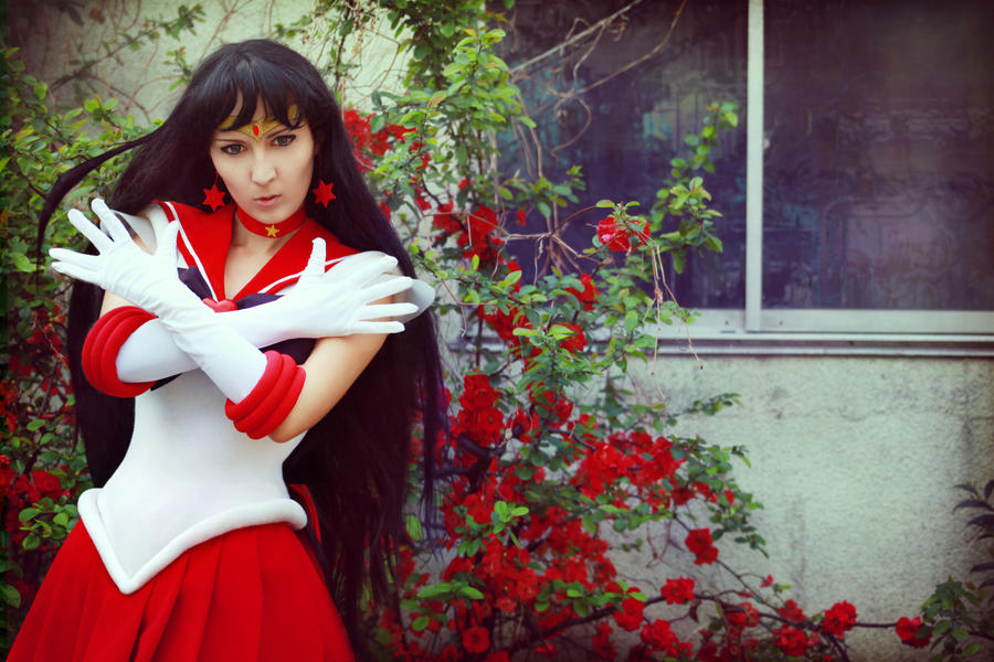 *.*.*.*.*.*Sailor Mars *.*.*.*.*.* by foux86