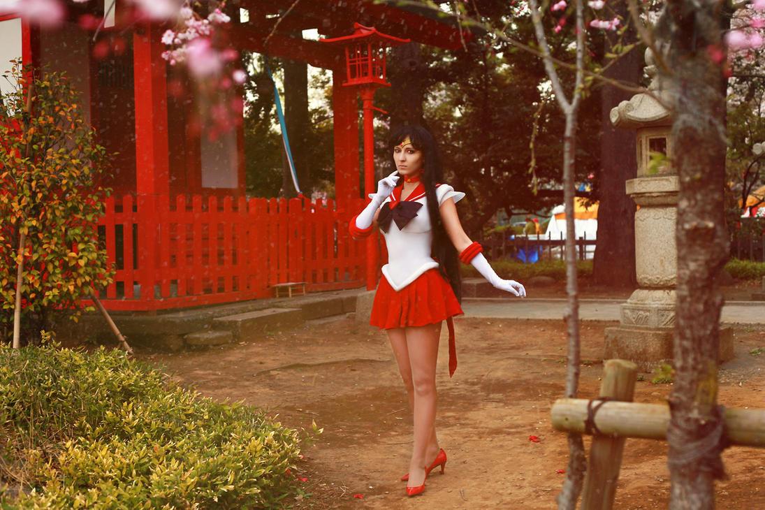 Sailor Mars  caDuk^) by foux86