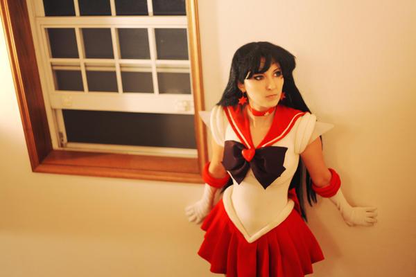 Sailor Mars  sv by foux86