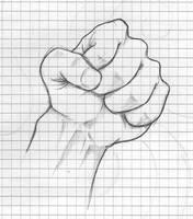 Fist by TravTheMad