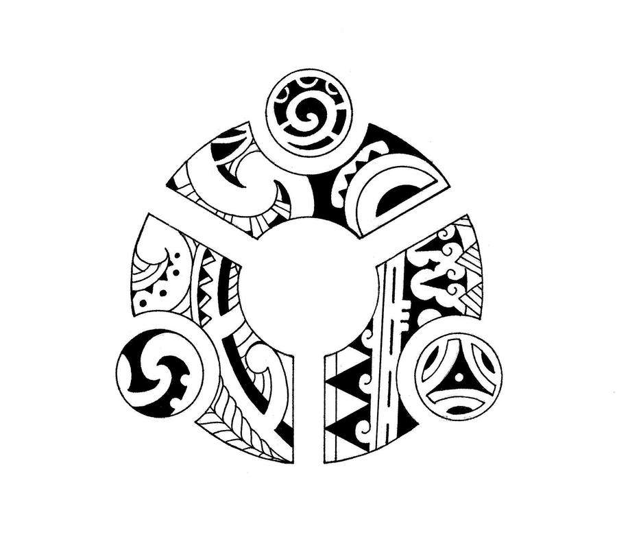 Maori Ring Tattoo: Maori Ring Tribal By TravTheMad On DeviantArt