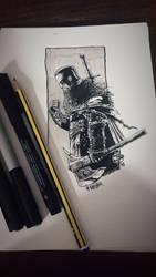 Quick sketch  by TravTheMad